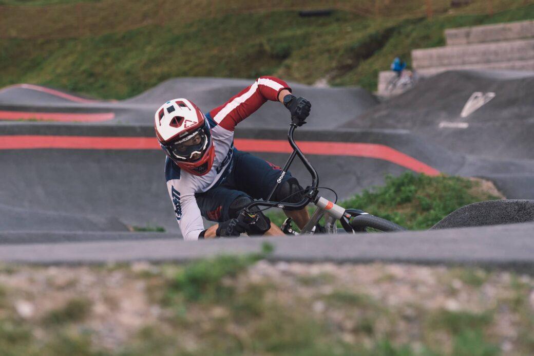 Red Bull Pump Track World Champs Qualifier Leogang Hannes Slavik
