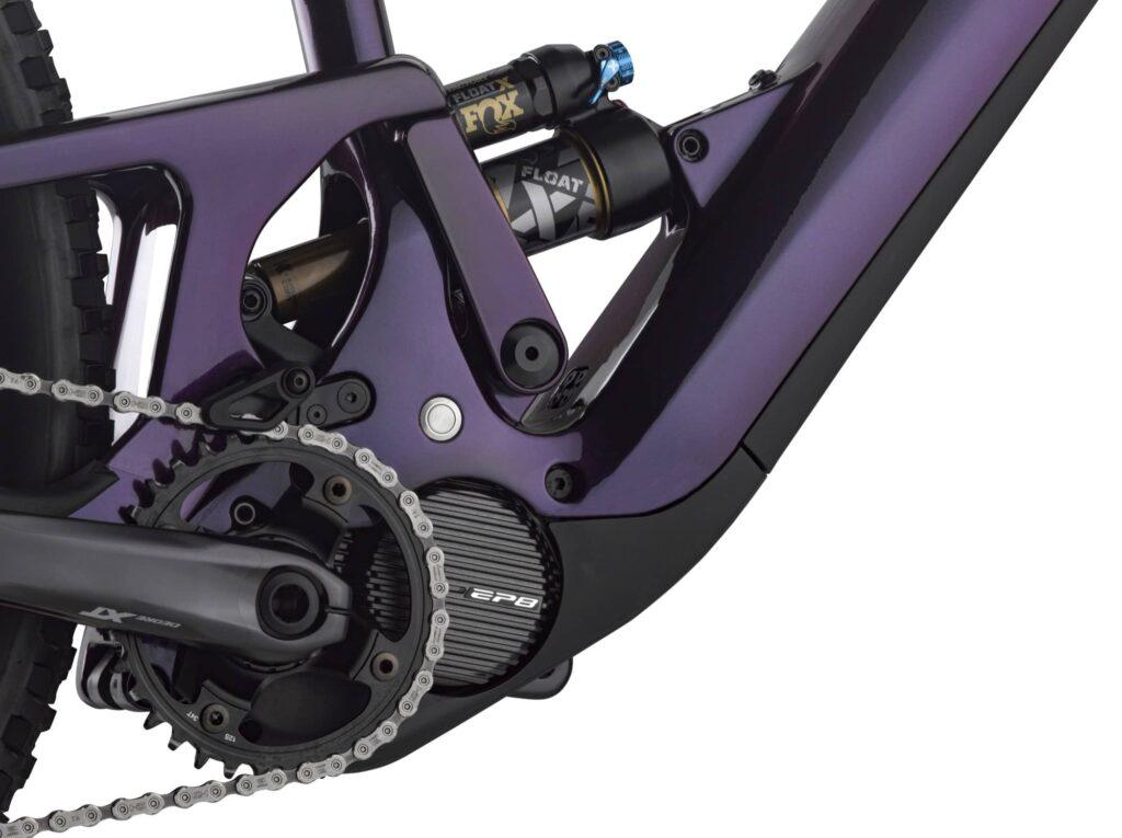 SCOR 4060 Z Moto Shimano EP8