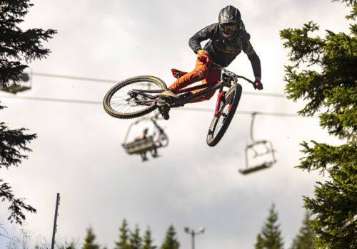 auner Austrian Gravity Series 2021 Kope Valentin Pohn
