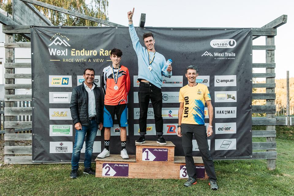 NÖ Landesmeister 2021 Junioren Wexl Trails