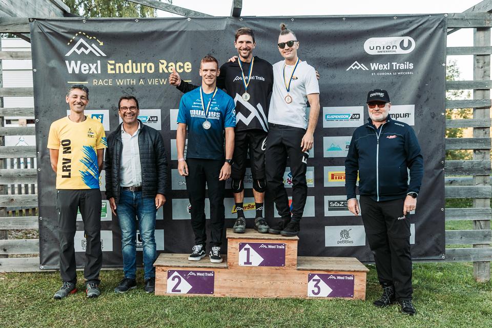 NÖ Landesmeister 2021 Masters Wexl Trails