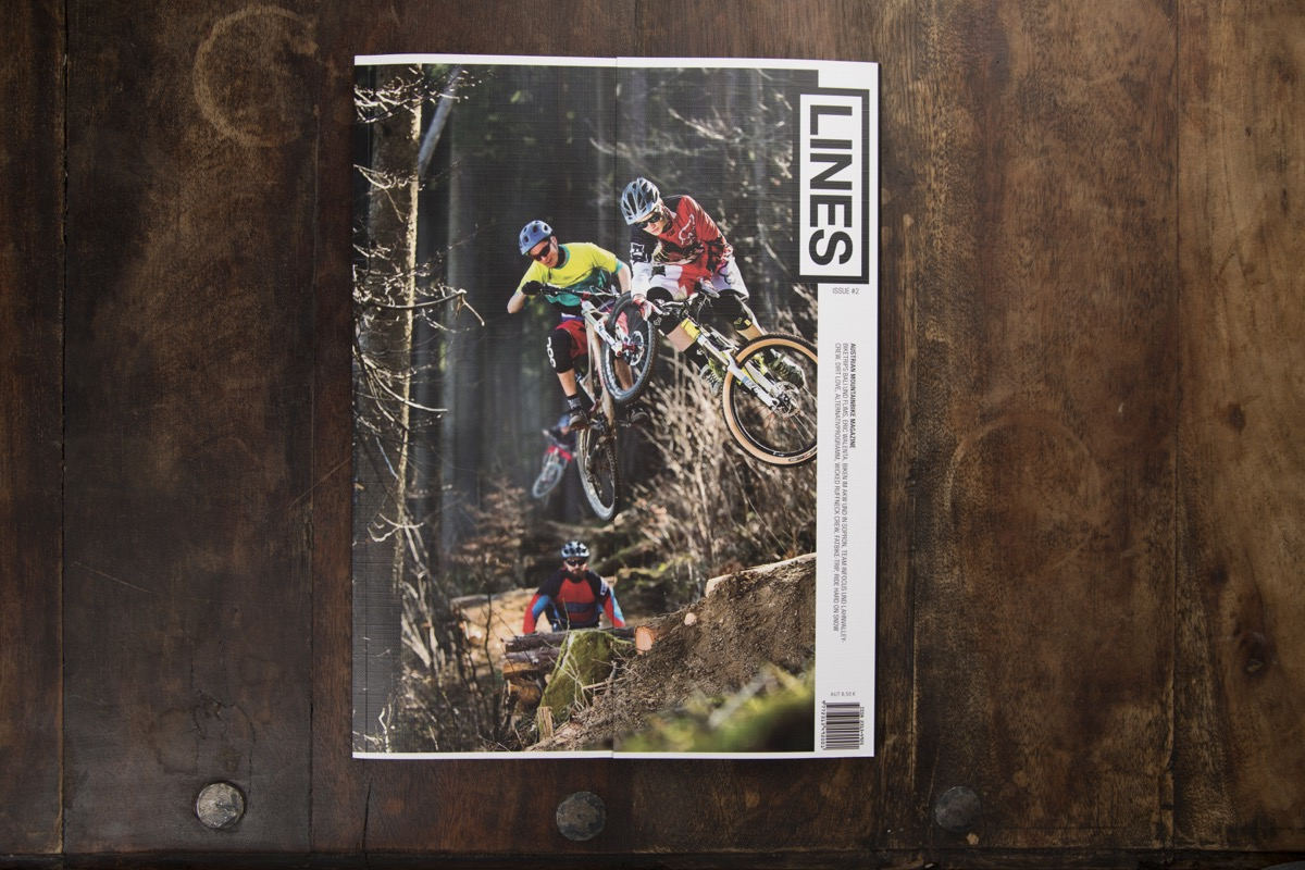 LINES Issue #2 | Front
