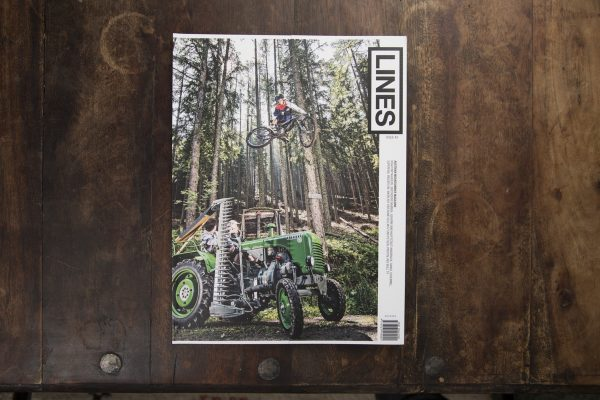 LINES Issue #3 | Front
