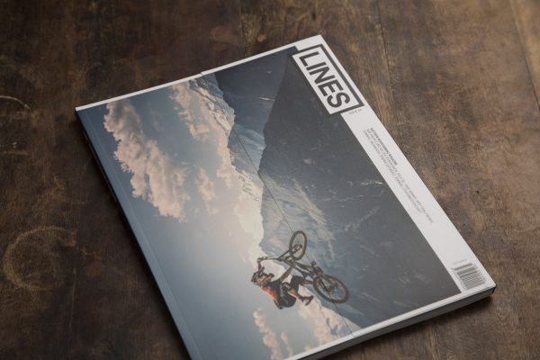 LINES Issue #4 | Cover