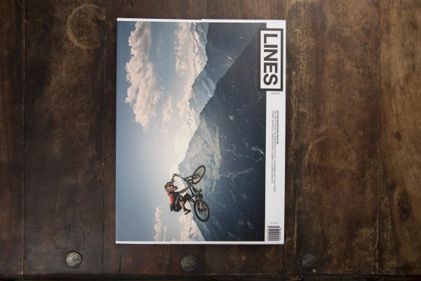 LINES Issue #4 | Front