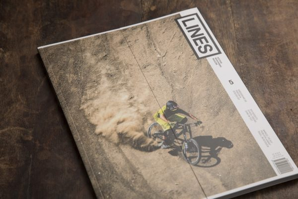 LINES Issue #5 | Cover