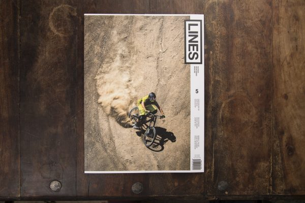 LINES Issue #5 | Front