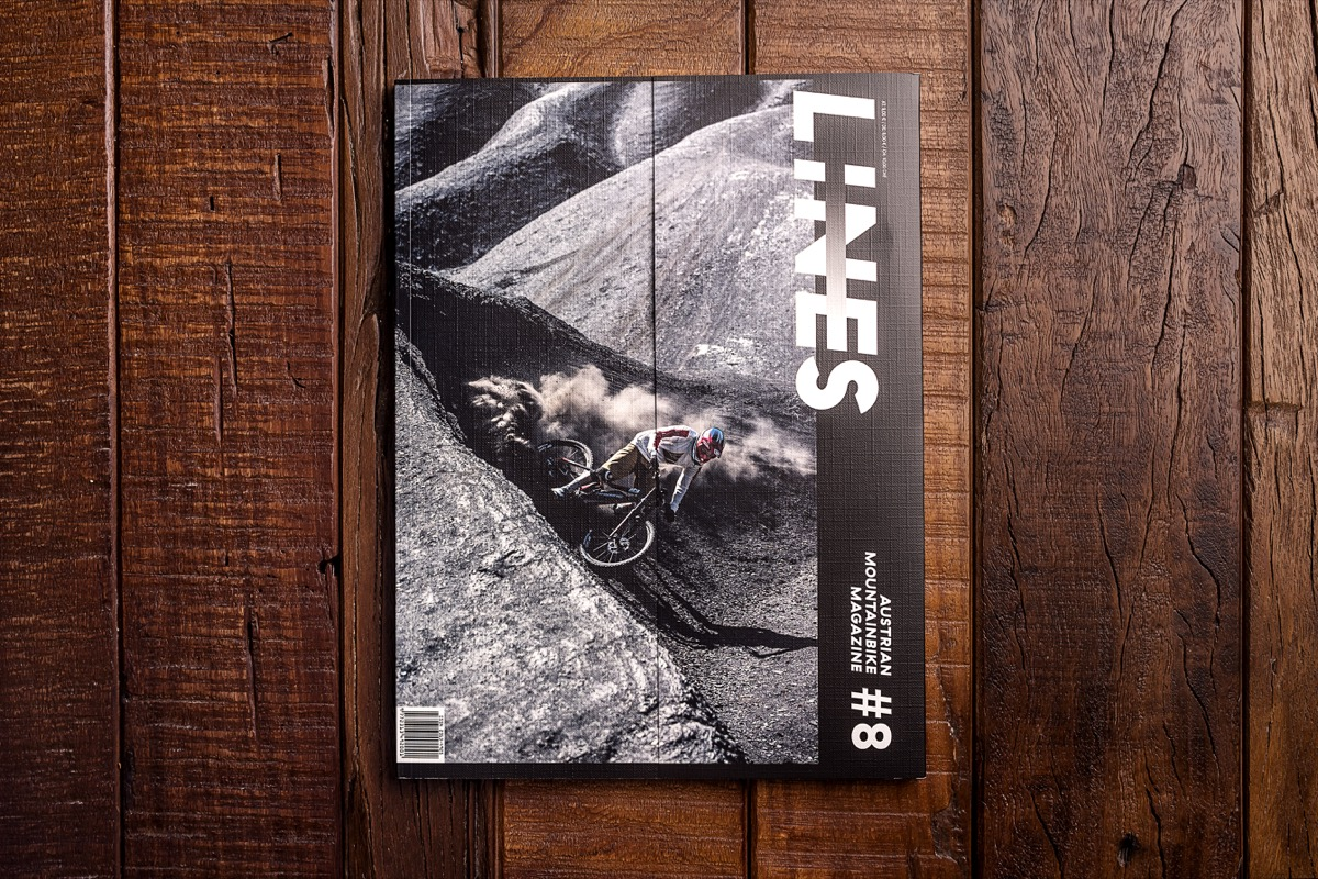 LINES Issue #8 | Front