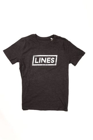 LINES Essential Tee Dark