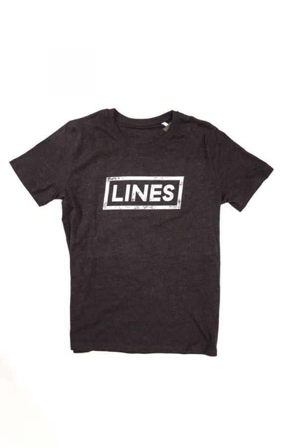 LINES Essential Tee Dark