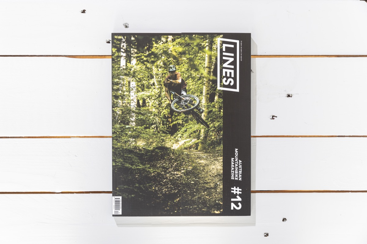 LINES Issue #12 Cover