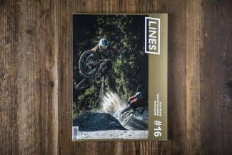 LINES Issue #16 Front