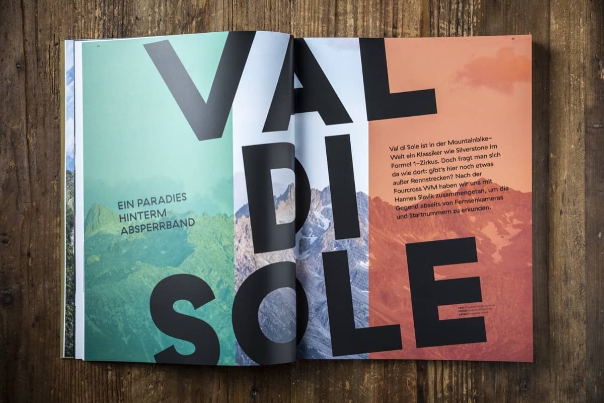 LINES Issue #16 Val di Sole