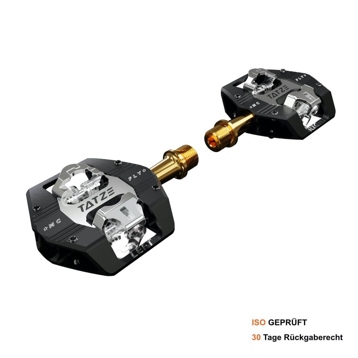 Tatze bike-components MC-FLY TI