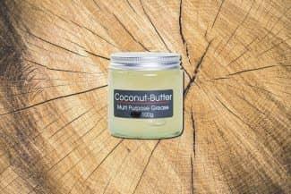 Woodman's Finest Coconut-Butter Montagefett 50g
