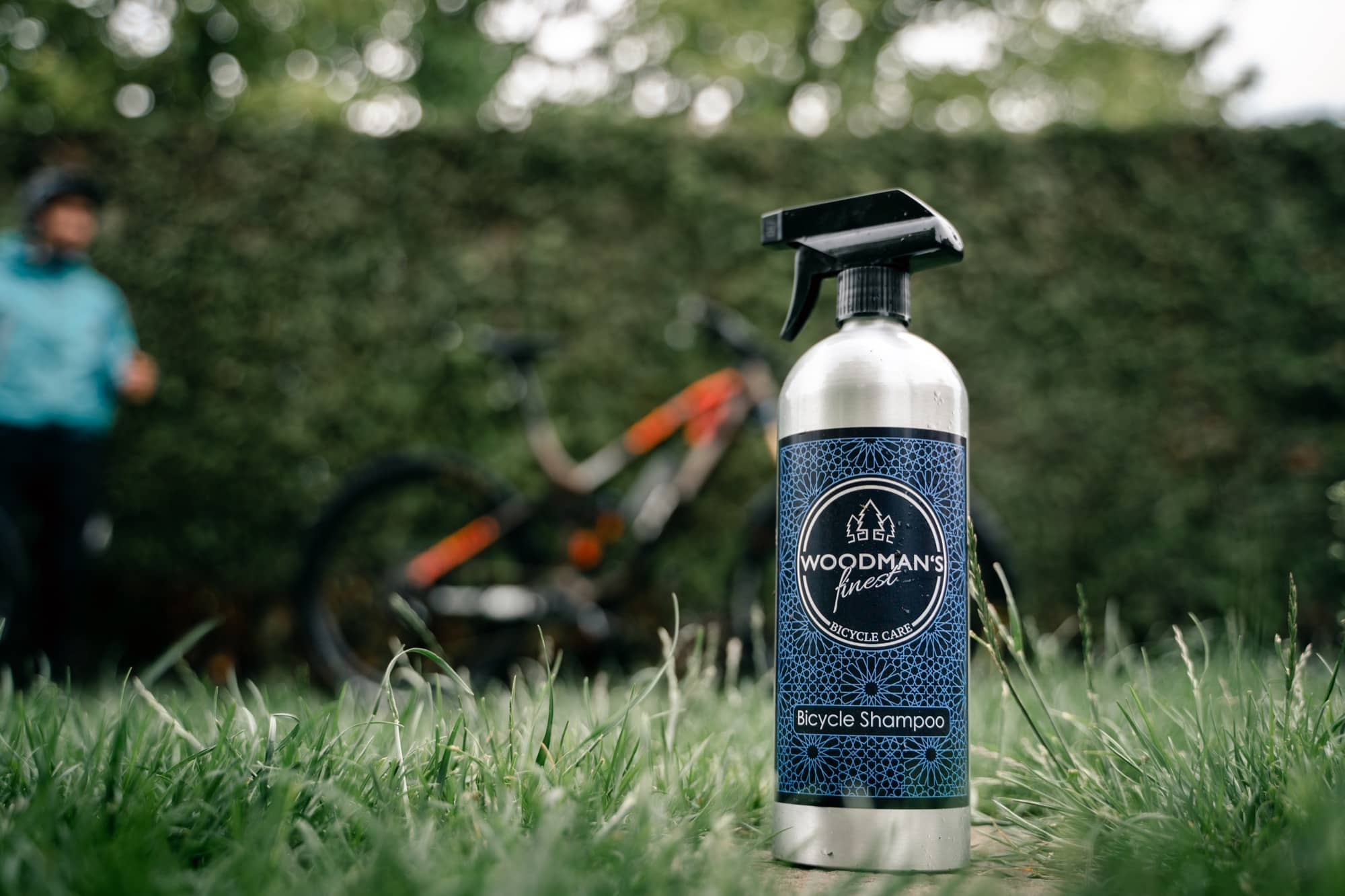Woodman's Finest Shampoo Sprühflasche