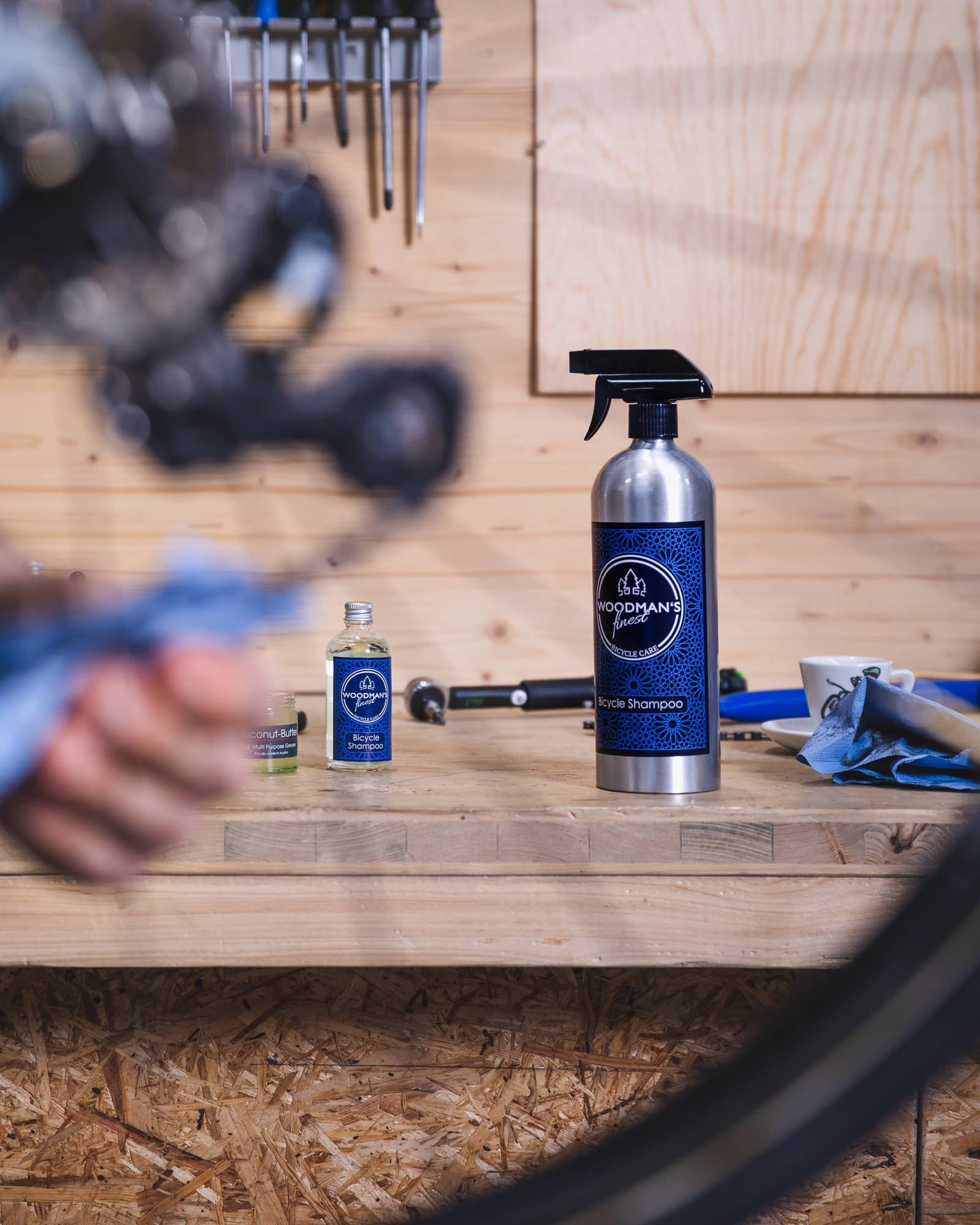 Woodman's Finest Shampoo